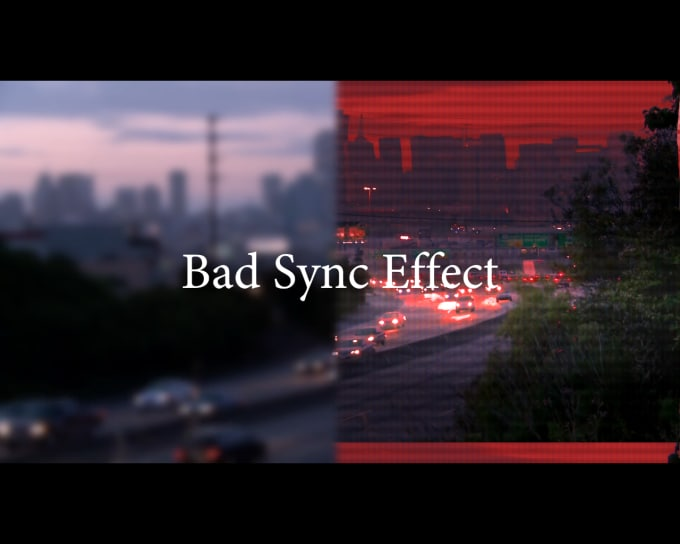 edit cool video effects on your video