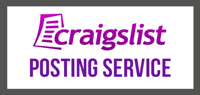 How To Place An Ad On Craigslist >> Post 15 Craigslist Ads