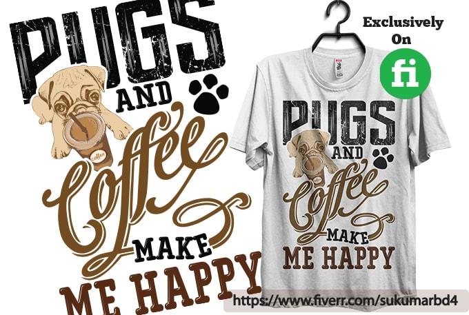 7adbdacf Create awesome custom typography tshirt design by Sukumarbd4