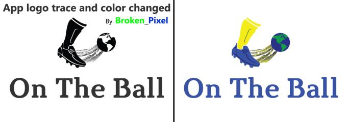 vectorize your raster jpeg logo into vector ai or eps