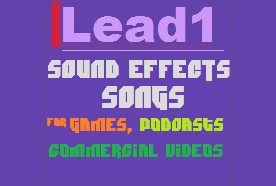 create sound effects, sound design for app, game with free preview before  buying