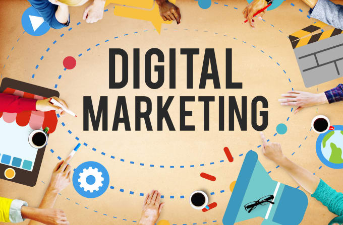provide you with an introductory digital marketing plan