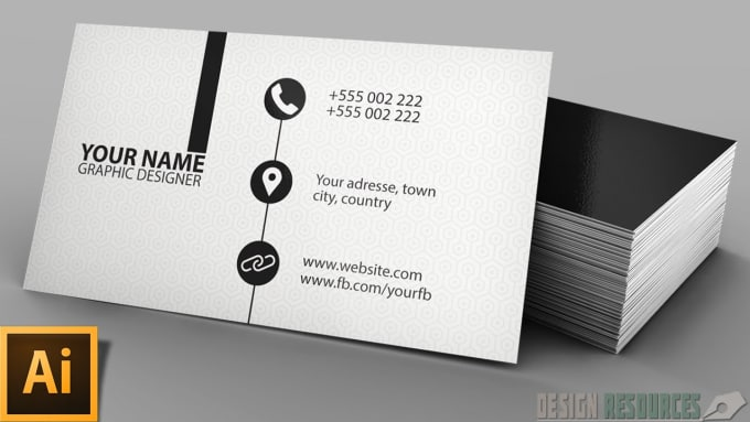 Do business card visiting card design by shubicreations do business card visiting card design reheart Gallery