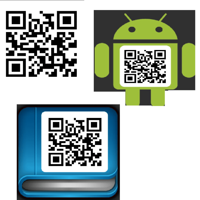 generate Qr code on any topic