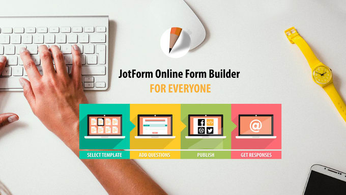 create smart and responsive Jotform and Typeform for you