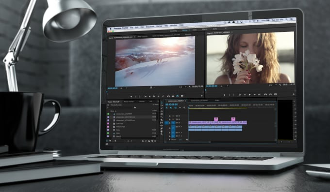 do professional video editing, vfx and cgi