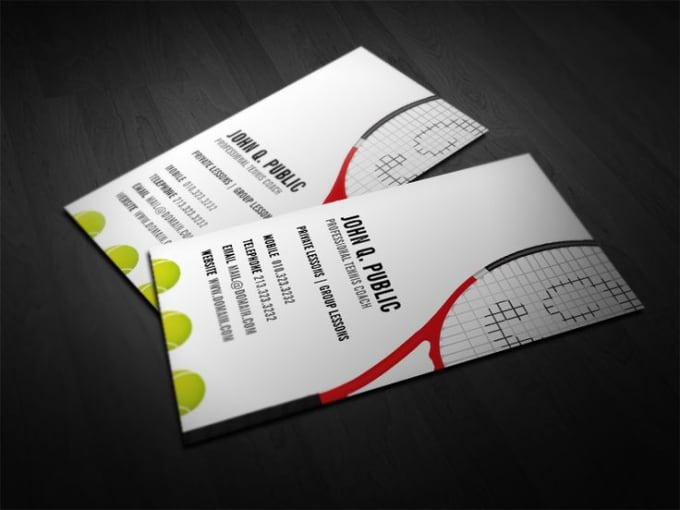 Create Your Own Business Cards By Herryjohnn
