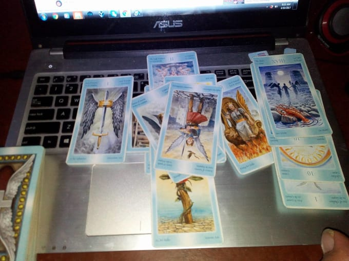 do a 15 minute online tarot card reading
