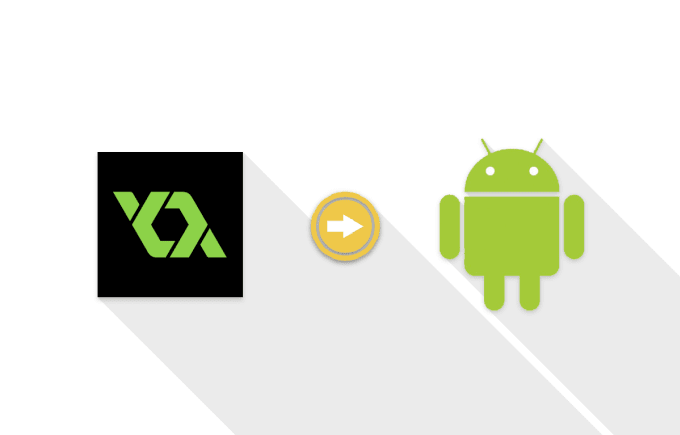 export your GameMaker Studio project to an android APK