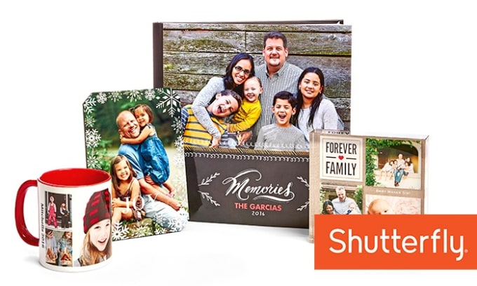 customize things on shutterfly with your photos
