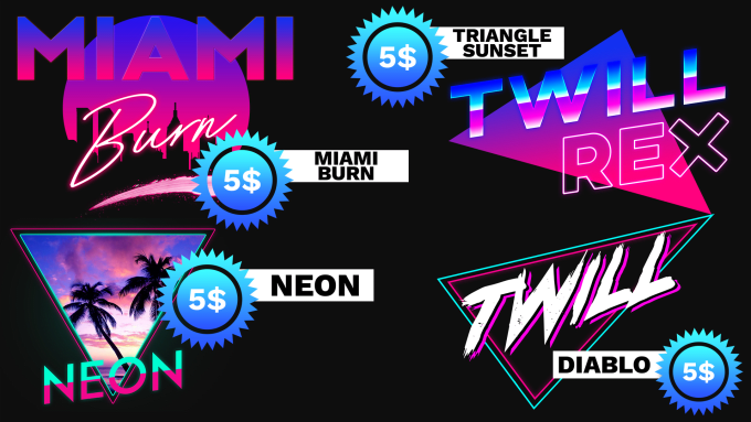 100+ Miami Neon Font HD Wallpapers – My Sweet Home
