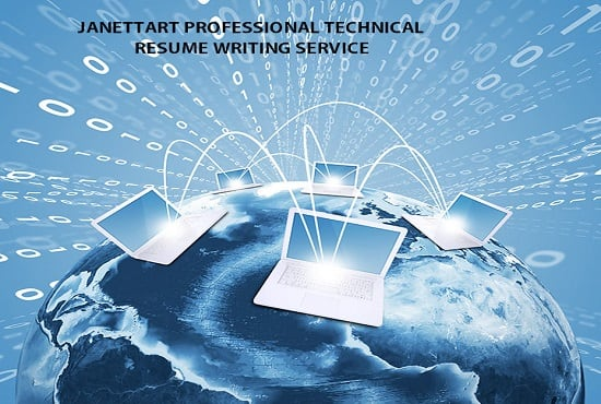 Write,rewrite professional it technical resume,engineer resume, cv ...