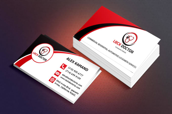 Make professional buisness cards and stationary by cathyjohn make professional buisness cards and stationary colourmoves