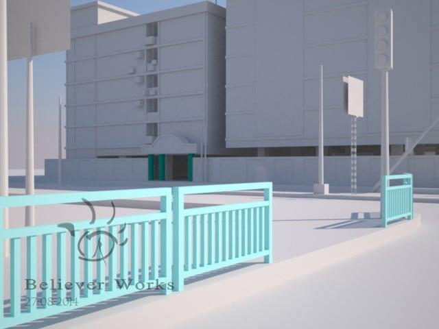 make 3d environment modeling