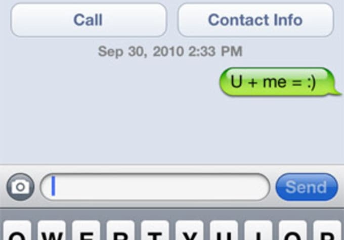 How to send flirty text messages