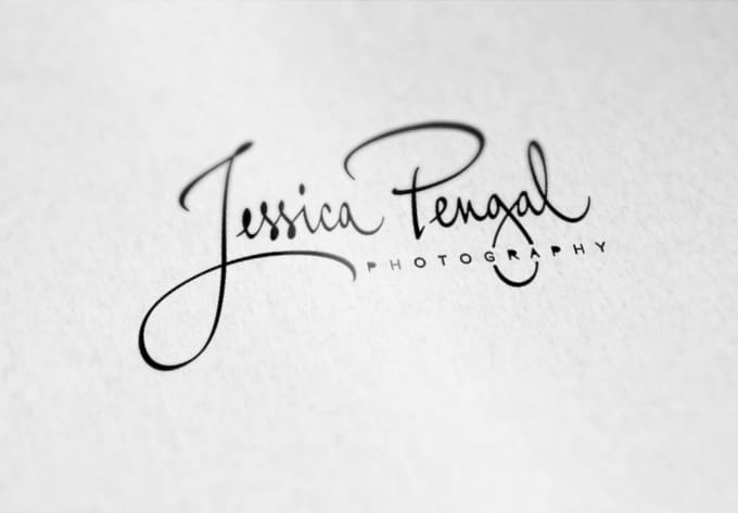 design awesome photography and signature logo watermark by riad990