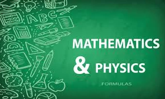 help in physics mathematics trigonometry geometry calculus