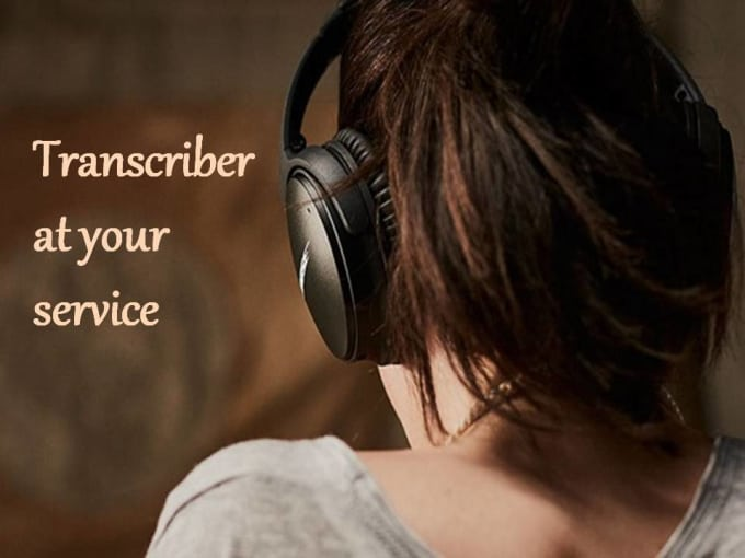 provide flawless transcription of audio and video
