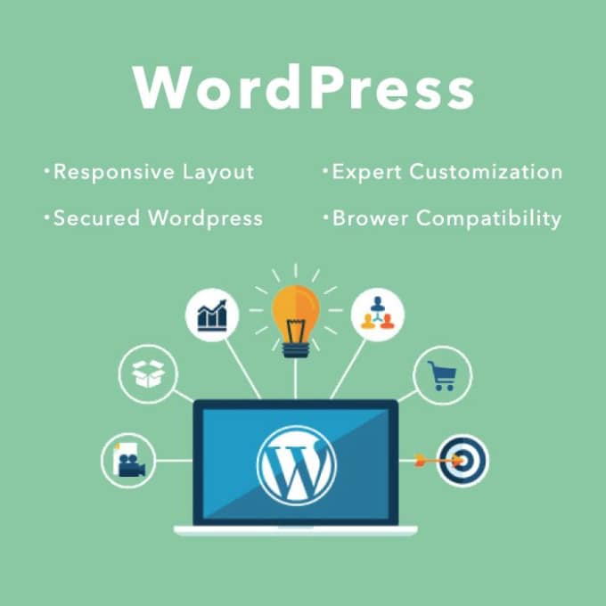 Fix wordpress errors issues or bugs and website creation by
