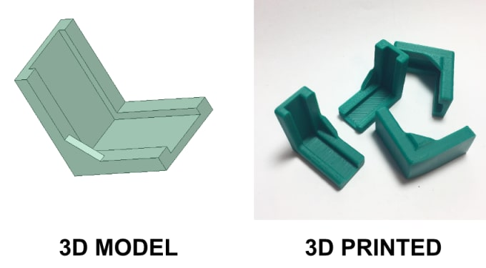 create a high quality 3D model file for your 3D printer