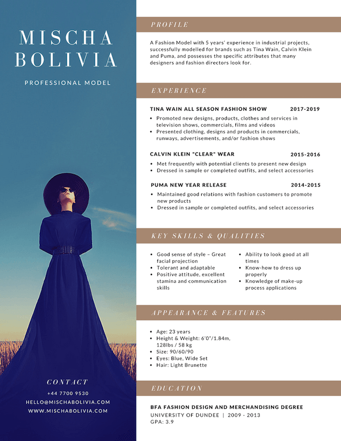 design resume  cv  curriculum vitae  cover letter by