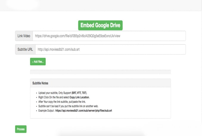 orihara_izaya : I will sell Script Google Drive Video Embedder With  JWPlayer for $25 on www fiverr com