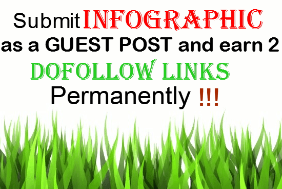 publish your infographic guest post on my SEO blog