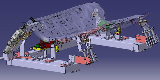 create 3D models using Catia, Unigraphics NX, or Creo