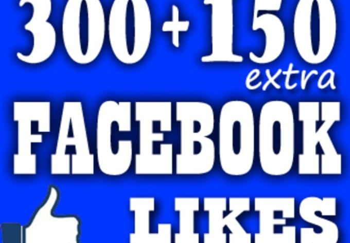 add 300 + 150 extra Facebook fans to your FB page without password