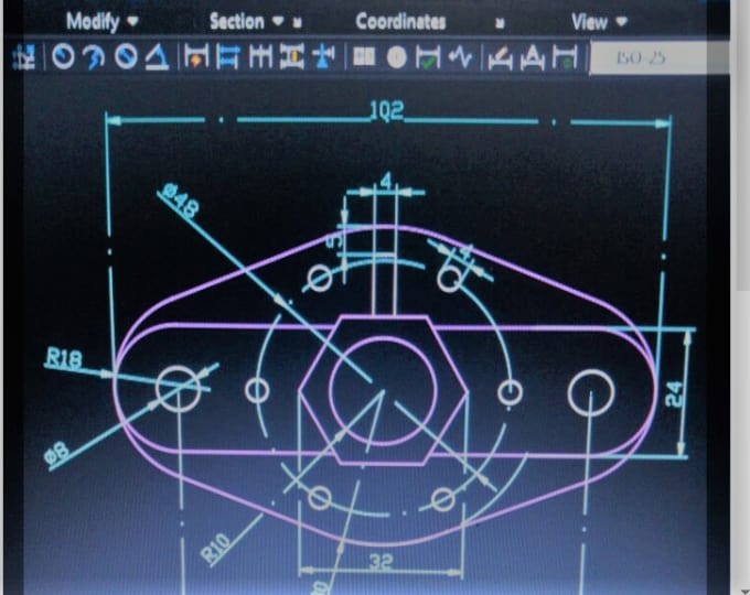 2d Drafting And Detailing : Create professional 2d drafting and 3d drawing in autocad by kuldip53
