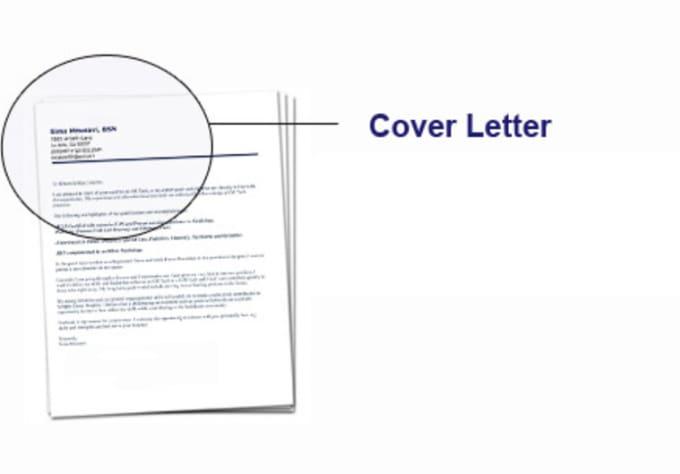 write a custom cover letter