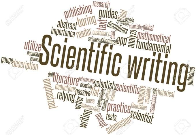 scientific writing slideshare