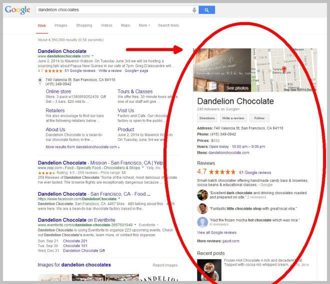 Create Or Update A Google My Business Profile For Your Biz