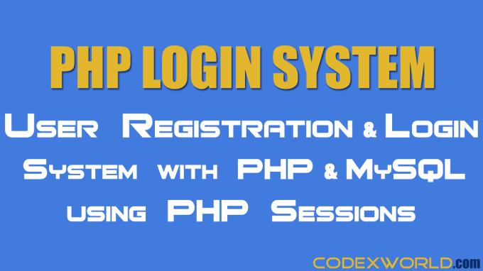 create registration form using codeigniter