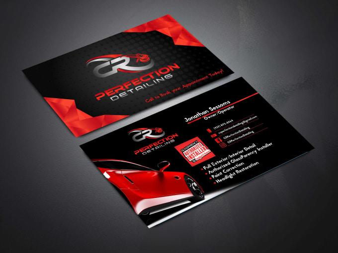 Do Best Business Card Design By Gigwarrior