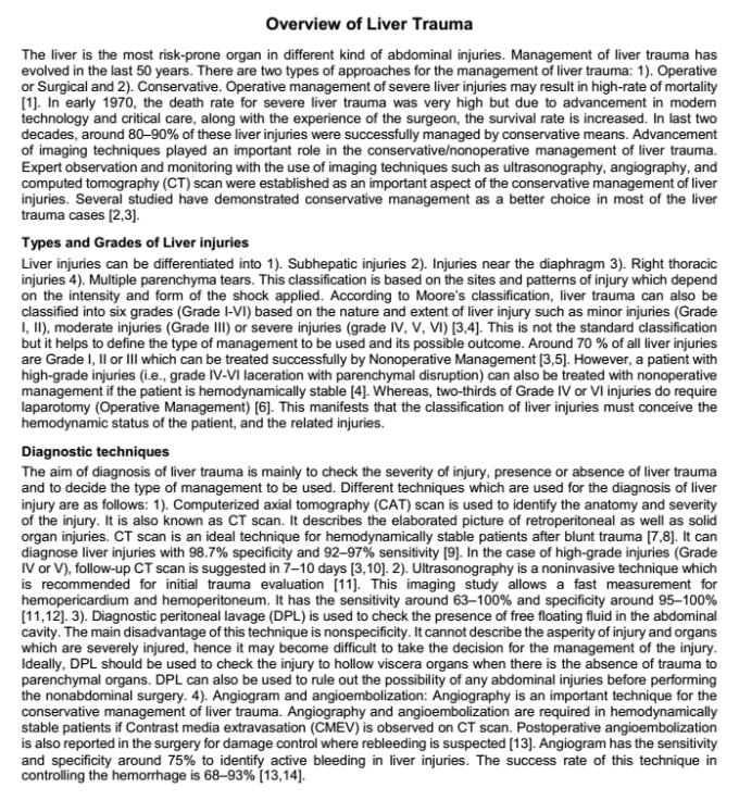original research paper limitations sample