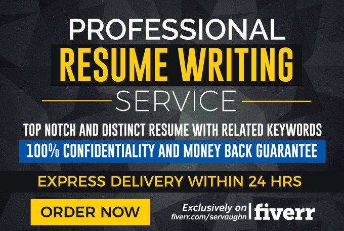 create a targeted resume for a specific job in 24hrs or less by