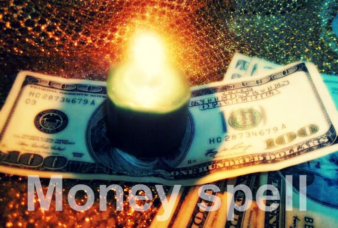 cast a powerful money magic spell helps for attracting money