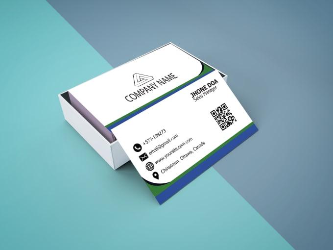 design stylish PROFESSIONAL Business Card