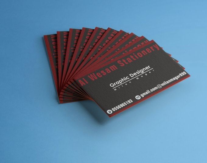 Make business card design on illustrator by milanmagar899 make business card design on illustrator colourmoves
