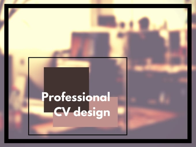 Design Professional And Original Resume Cv By Casualdesign