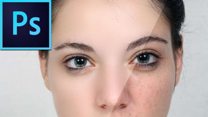 adrianajcastell : I will remove the imperfections from your face with  photoshop for $45 on www fiverr com