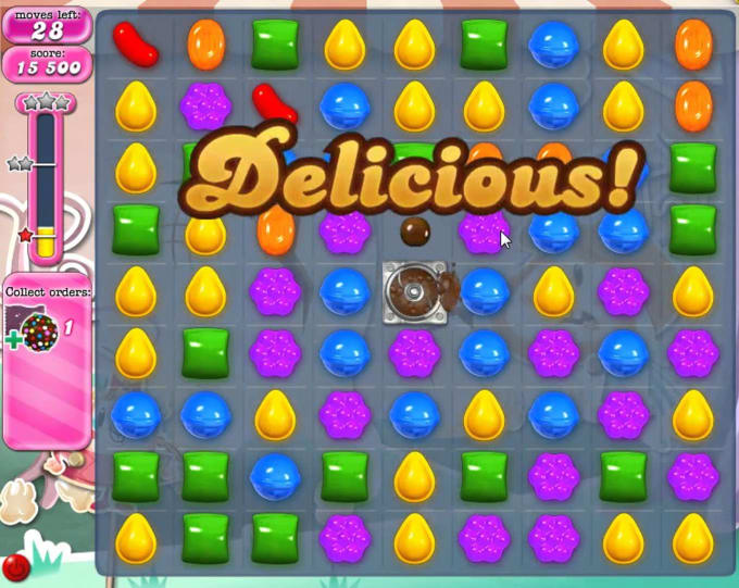 make a game like candy crush for any platform by deivid0111