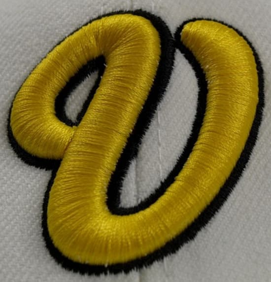 Digitize Clean 3d Puff Embroidery Logo For Capshatsshirts By