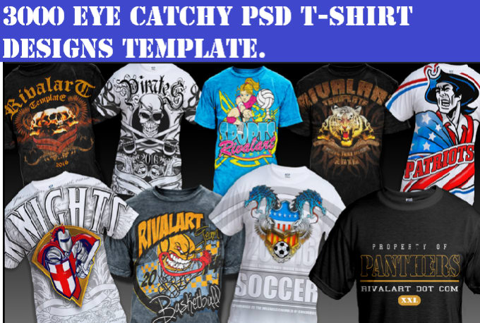 Give You Eye Catchy Psd Tshirt Designs Template By Clasicwriters - Property of t shirt template