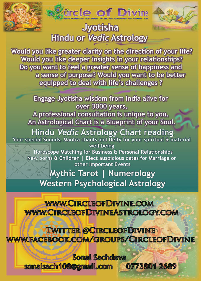 Vedic Readings And Custom Chartsmandalasplanetary Periods By Sonalsach