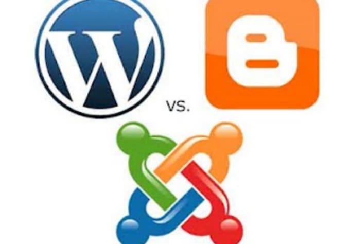Convert any wordpress/joomla/other platform theme to blogger ...