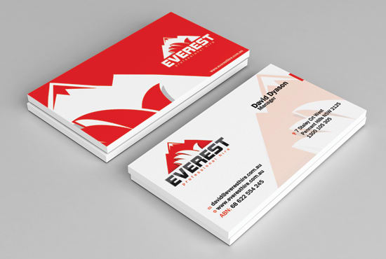 Design Professional Eye Catching Business Card By Designklab