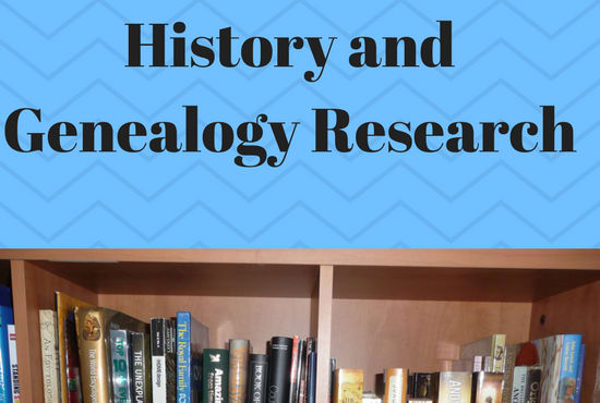 help you with your history and genealogy research