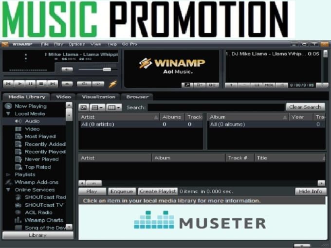 provide GREATEST Music Promotion For You